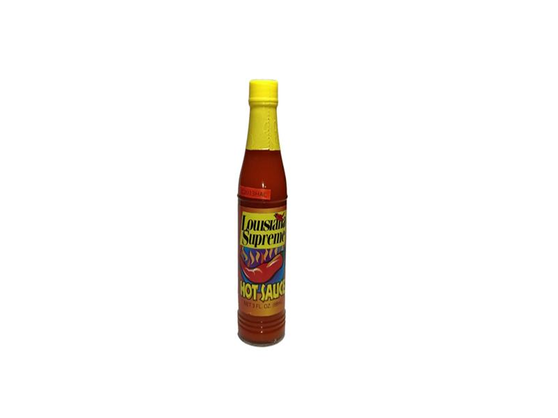 Louisiana Hot Supreme Acı Biber Sosu 88 Ml
